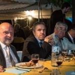 Pierre-Yves Margain, Azzedine Gaci et André Gerin © Tekoaphotos