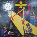 34 - Femme Khaddadah - Huile sur toile - 70x70 Est. 400€