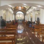 L'interieur de l'église