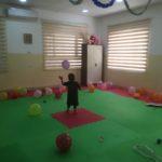 La salle pour les enfants
