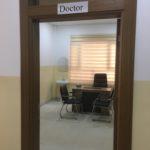 les pièces pour les docteurs, psychologues